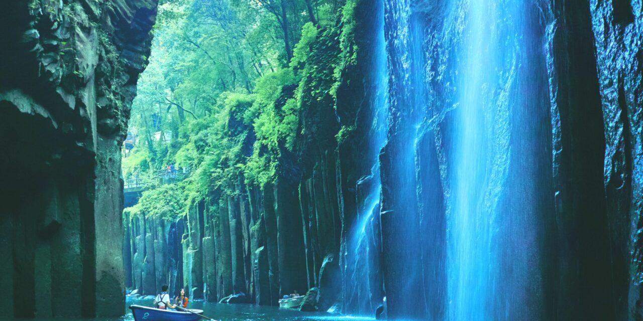 Takachiho, donde nacen las leyendas