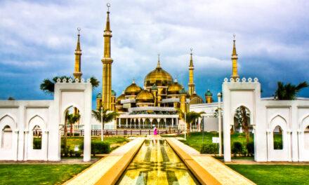 Masjid, la mezquita de Cristal