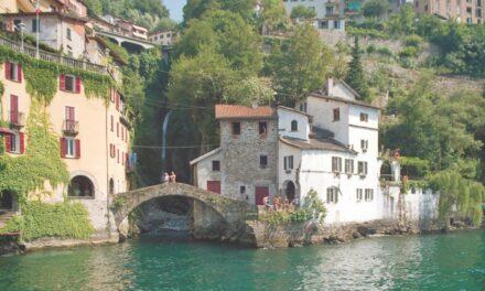 Nesso: la joya de la Italia celta