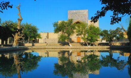 Bukhara, el oasis donde el tiempo se paró