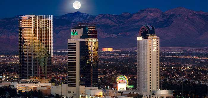 Palms Casino Resort, Estados Unidos
