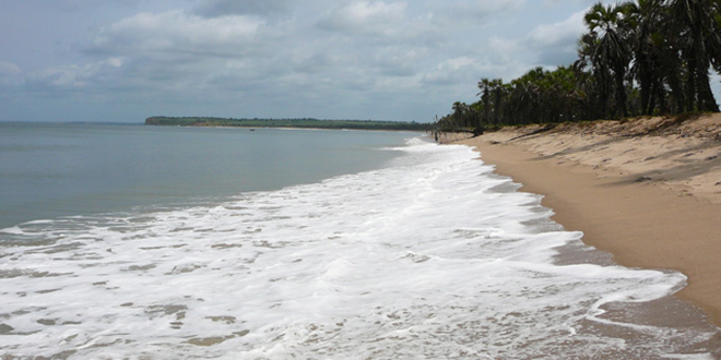 Playa de Luanda