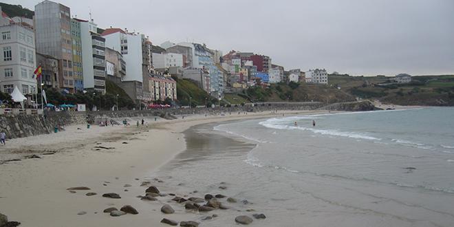 Praia Area Maior (Malpica de Bergantiños)