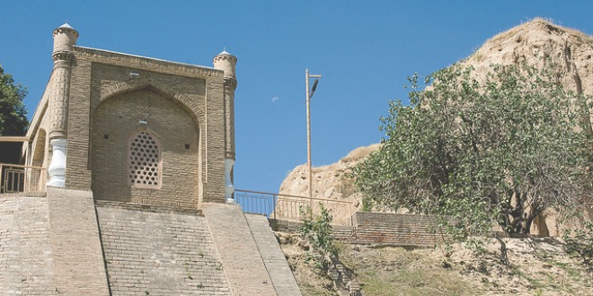 Ruinas de Afrasiab