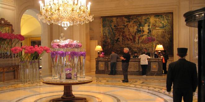Four Seasons George V, Francia