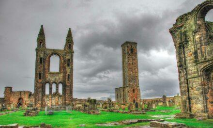 St. Andrews: romanticismo en el corazón de Escocia