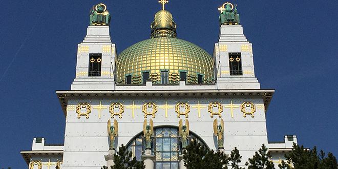 Steinhof Kirche Vienna - Otto Wagner - Mar 15 - 2
