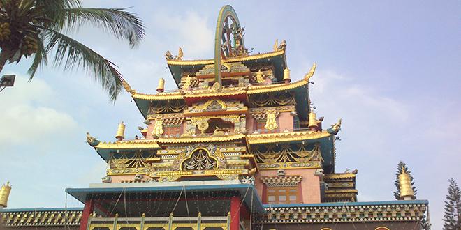 Templo Dorado de Kodagu