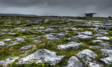 The Burren, un reino de piedra en Irlanda