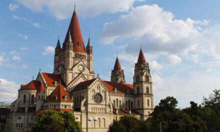 Viaje arquitectónico por la mágica Viena