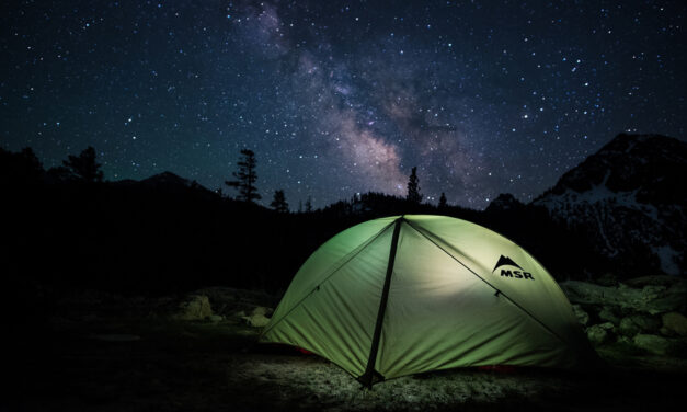 Las mejores apps para acampar