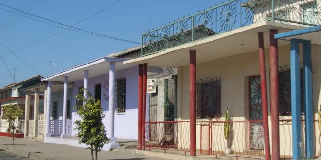 Casas en Cuba