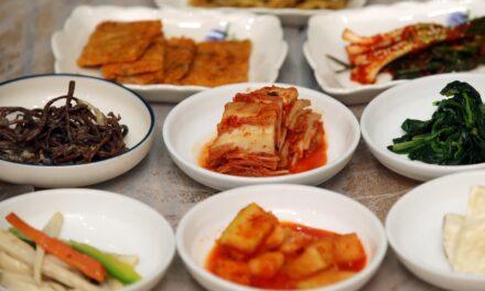Gastronomía coreana: sabores para compartir