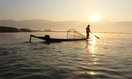 4 increíbles parajes naturales de Asia
