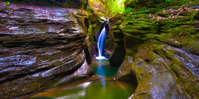 las cascadas de Corkscrew2