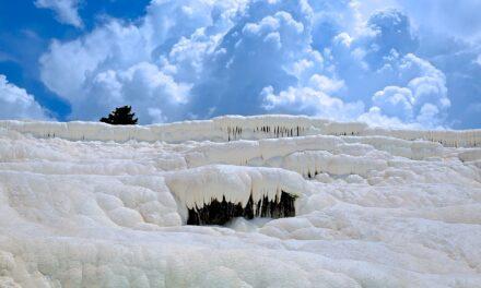 8 paisajes que parecen de otro mundo