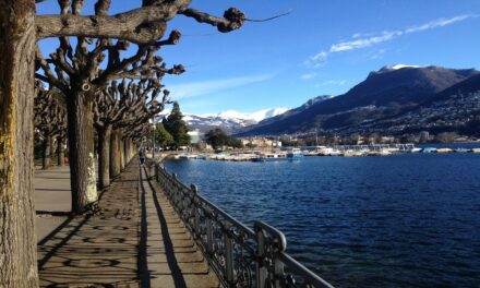 Lugano, belleza natural