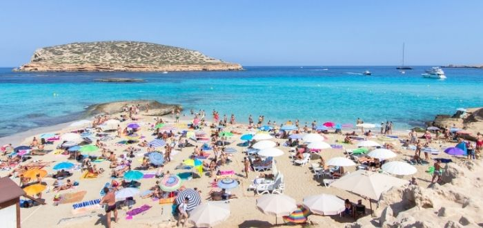 Ses Illetes, isla de Formentera (Islas Baleares) | Playas de España
