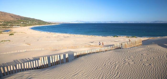 Playa de Valdevaqueros, Tarifa (Cádiz, Andalucía)