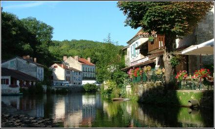 Dronne Brantôme, un lugar de castillos y grutas secretas