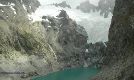 La mística Laguna Turquesa de Ushuaia