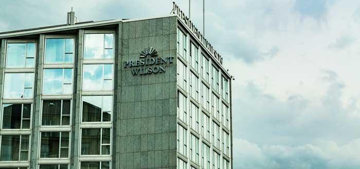 Hoteles más caros del mundo: President Wilson Hotel, Suiza