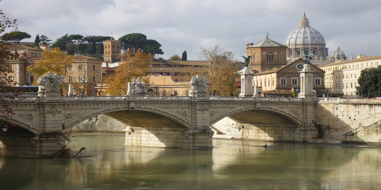 Secretos y lugares curiosos de Roma (I)