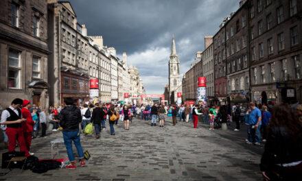 Ciudad subterránea de Edimburgo