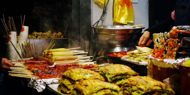Street Food Corea