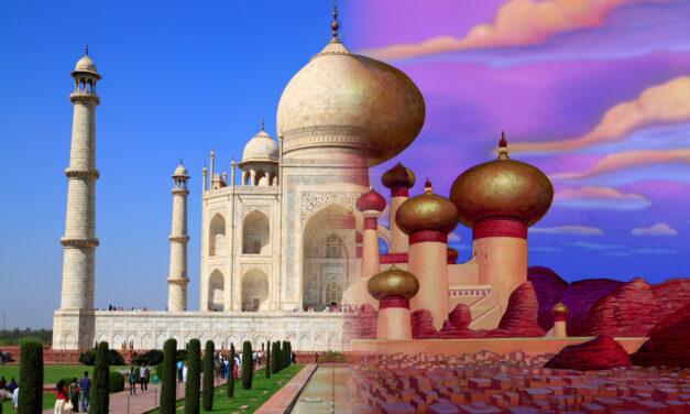 5 mágicos castillos que inspiraron a Disney