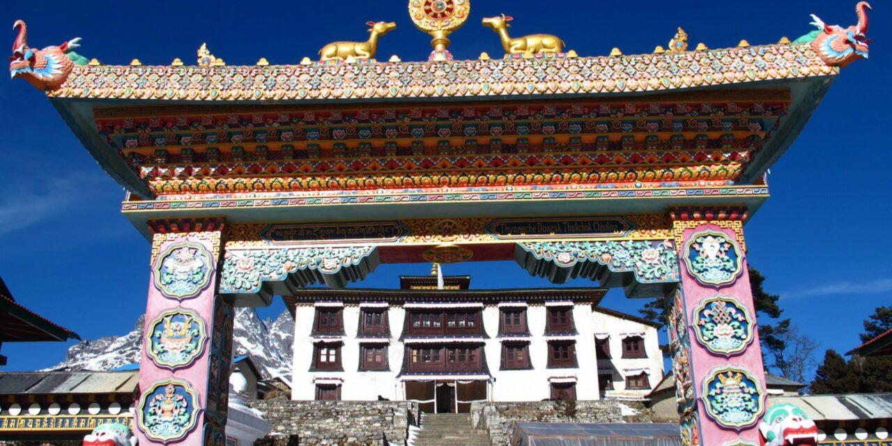 Monasterio de Tengboche, la magia del Himalaya