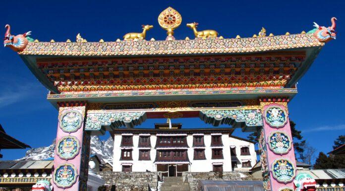 Monasterio de Tengboche, visita imperdible en el Himalaya