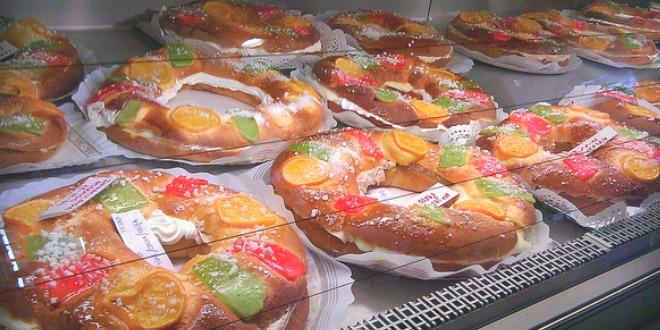 Confitería Rosco de Reyes