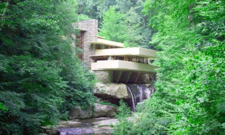 Fallingwater, la casa de la cascada