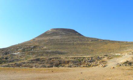 Herodium, el pequeño paraíso de Herodes