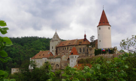 Krivoklat, un castillo de cuento