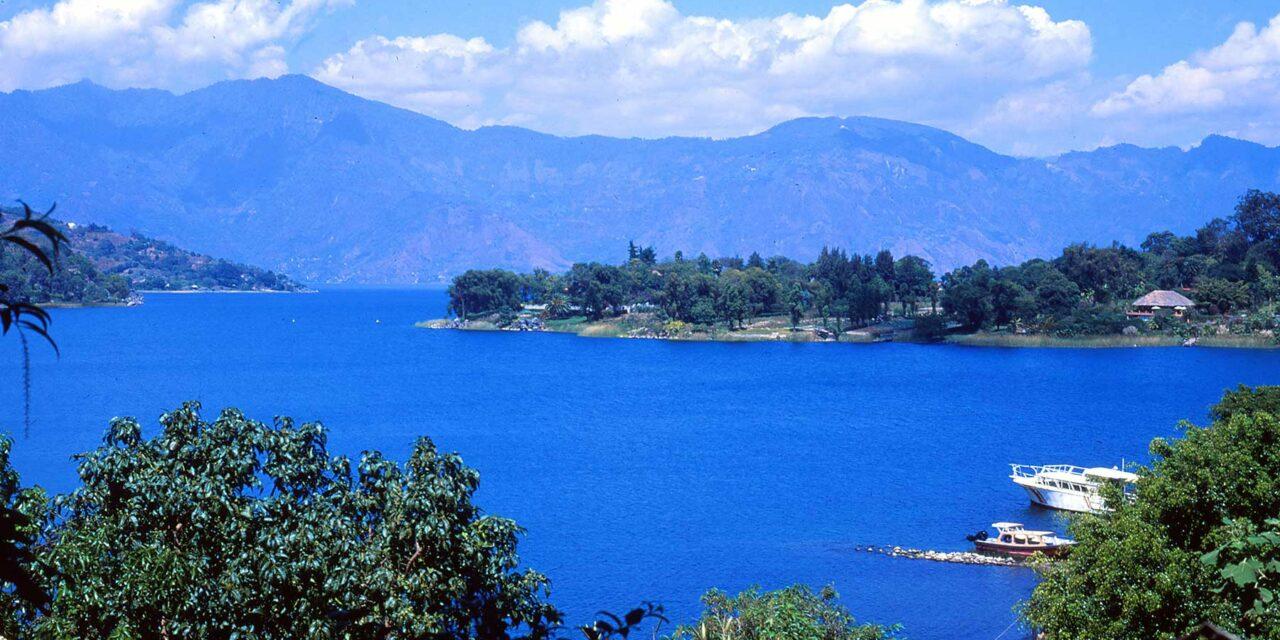 El Lago Atitlán, un lugar mágico en Guatemala