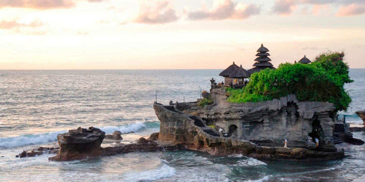 Pura Tanah Lot, un templo a merced de las mareas