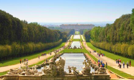 Palacio Real de Caserta, el rival de Versalles