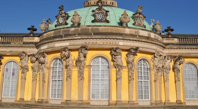 Palacio de Sanssouci, una perla en Alemania