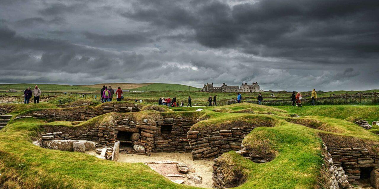 Skara Brae y sus misterios