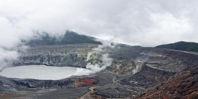 parque nacional volcán poas