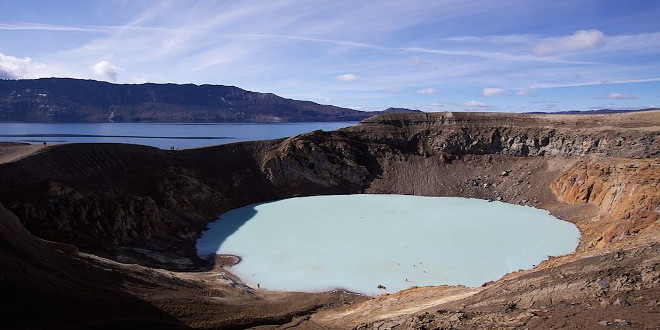 5 lagos volcánicos imprescindibles