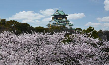 El Castillo de Osaka; símbolo de la unificación de Japón