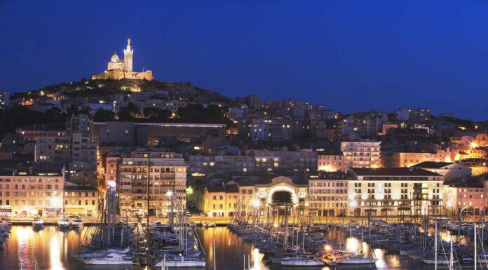 La bella Marsella en Navidad
