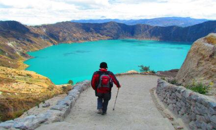 Los 4 lagos volcánicos más increíbles del mundo