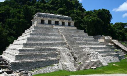 Las ruinas de Palenque, el otro Chichén Itzá
