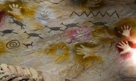 La ancestral Cueva de las Manos en Argentina