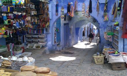 Historia de un viaje a Chefchaouen, la ciudad azul (I)