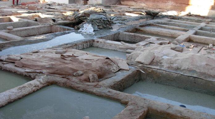 Historia de un viaje a Marrakech